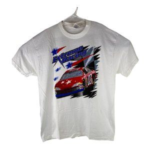Extreme Racing #02 Red Car Fruit of the Loom Tee